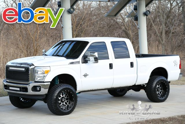 2011 Ford F-250 6.7 DIESEL AMERICAN FORCE LIFTED XLT CUSTOM TONS OF UPGRADES $$!!