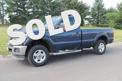 2011 Ford F-250 SD XL 4WD in Great Falls, MT