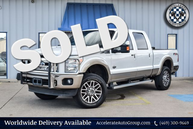2011 Ford F-250 Super Duty King Ranch in Rowlett