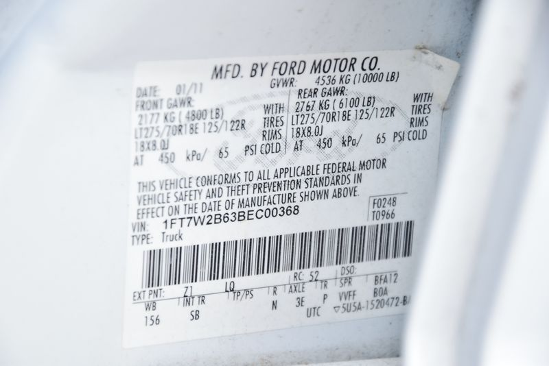 2011 Ford F-250 Super Duty King Ranch in Rowlett, Texas
