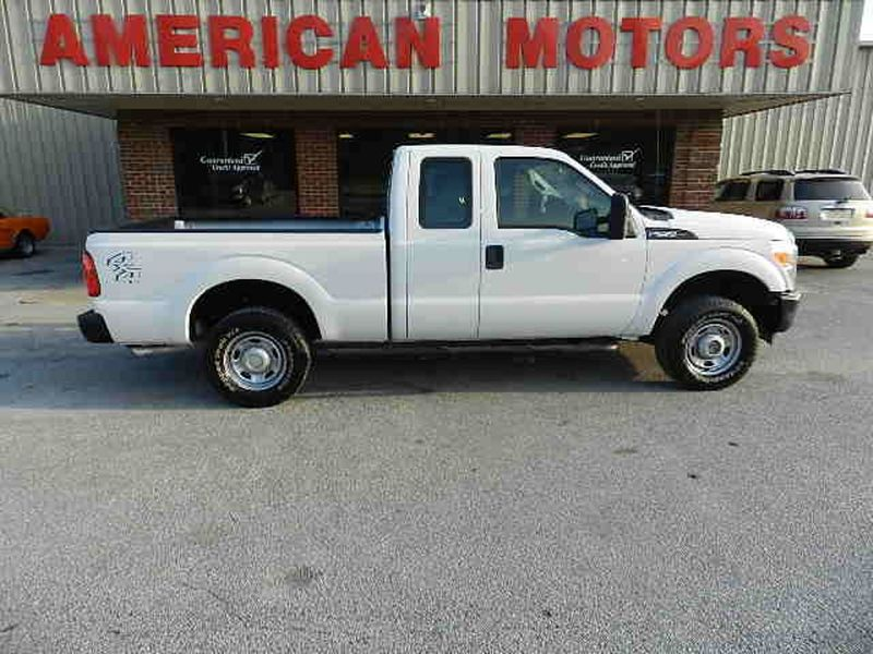 2011 Ford F-250SD XL | Brownsville, TN | American Motors of Brownsville in Brownsville TN