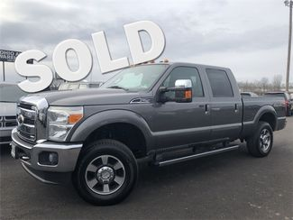 2011 Ford F-250SD Lariat 4x4 FX4 Navi Roof 1-Own Cln Carfax We Fi... | Canton, Ohio | Ohio Auto Warehouse LLC in Canton Ohio