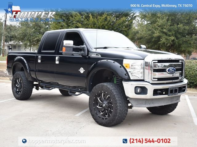 2011 Ford F-250SD Lariat CUSTOM LIFT/TIRES AND WHEELS