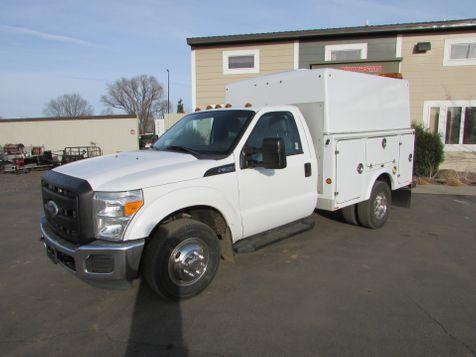 2011 Ford F-350 4x2 Reg Cab Service Utility truck  in St Cloud, MN