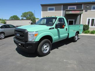 2011 Ford F-350 4x4 Service Utility Truck in St Cloud, MN