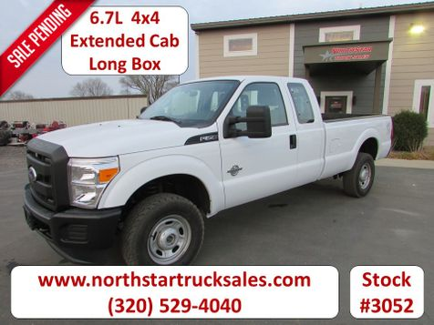 2011 Ford F-350 6.7 4x4 Ext-Cab Pickup  in St Cloud, MN