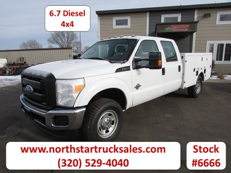 2011 Ford F-350 6.7 4x4 Service Utility truck  in St Cloud, MN