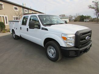 2011 Ford F-350 Crew-Cab 2x4 Service Utility Truck   St Cloud MN  NorthStar Truck Sales  in St Cloud, MN