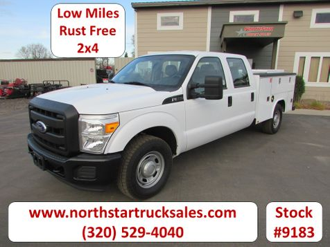 2011 Ford F-350 Crew-Cab 2x4 Service Utility Truck  in St Cloud, MN