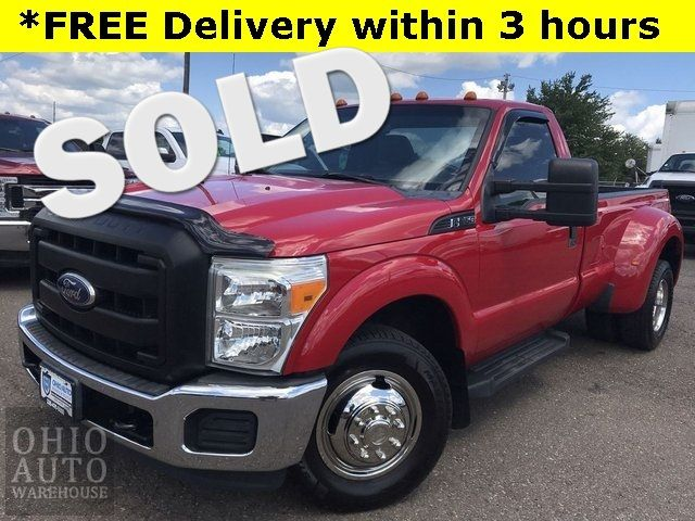 2011 Ford F-350SD 6.2L V8 Longbed Dually Cln Carfax We Finance DRW in Canton, Ohio 44705