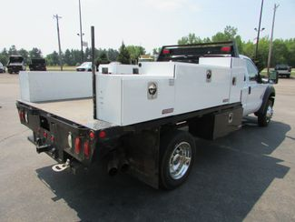 2011 Ford F-450 4x4 Ext Cab Flat Bed   Truck   St Cloud MN  NorthStar Truck Sales  in St Cloud, MN