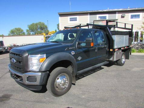 2011 Ford F-450 4x2 Crew Cab Flat-Bed  in St Cloud, MN