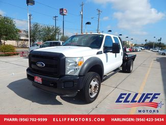 2011 Ford F-450 DRW Flatbed XL in Harlingen, TX 78550