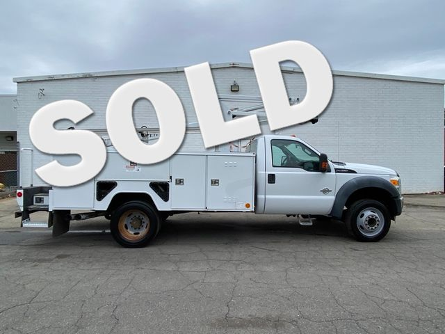2011 Ford F-450SD Bucket Truck Madison, NC