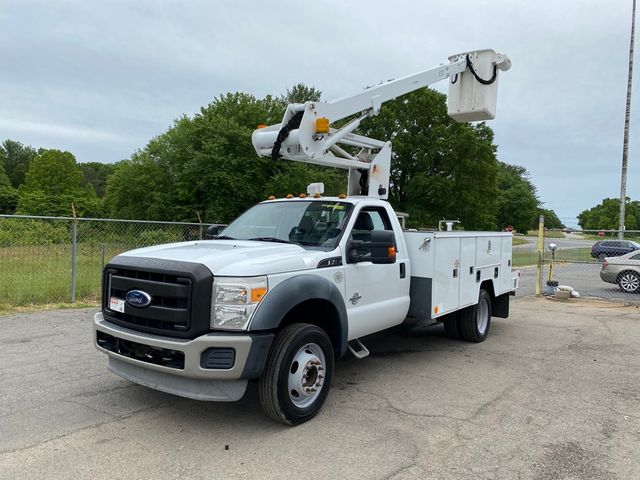 2011 Ford F-450SD Bucket Truck Madison, NC 9