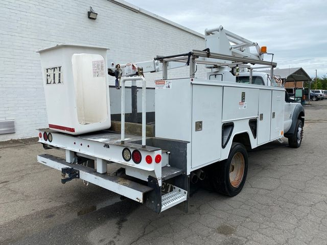 2011 Ford F-450SD Bucket Truck Madison, NC 1