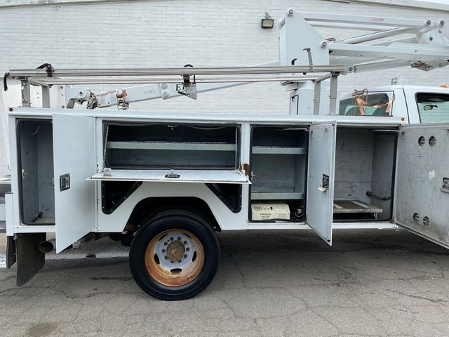 2011 Ford F-450SD Bucket Truck Madison, NC 31