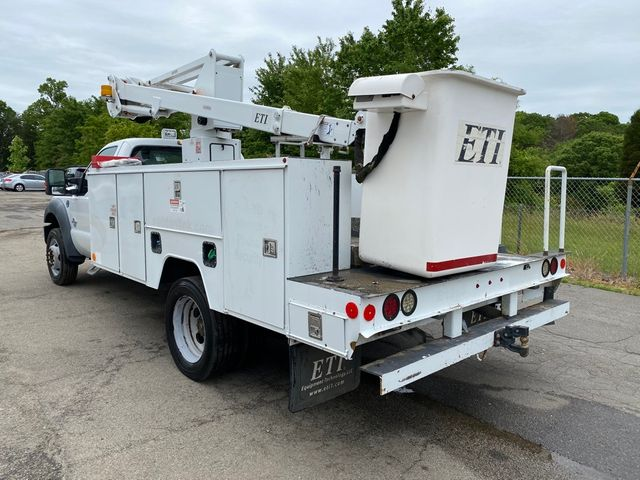 2011 Ford F-450SD Bucket Truck Madison, NC 3