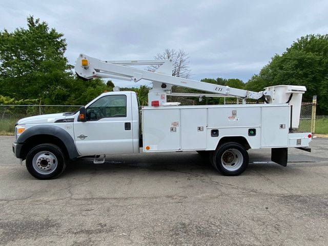 2011 Ford F-450SD Bucket Truck Madison, NC 4