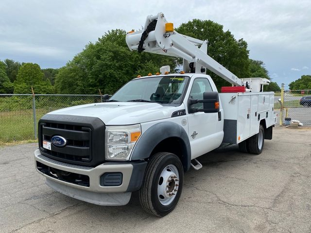2011 Ford F-450SD Bucket Truck Madison, NC 5