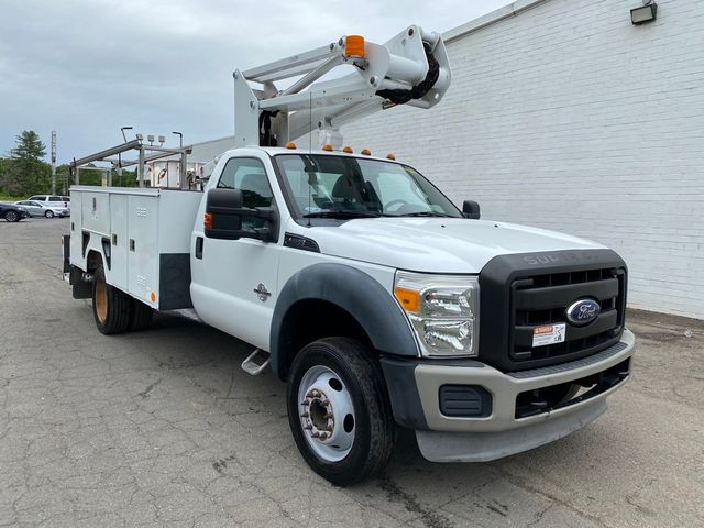 2011 Ford F-450SD Bucket Truck Madison, NC 7
