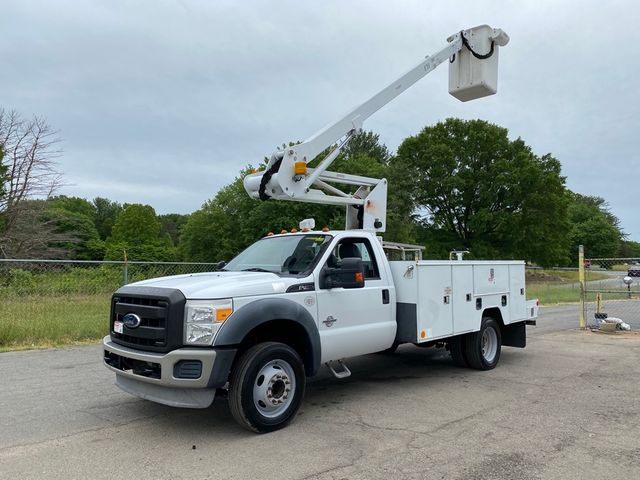 2011 Ford F-450SD Bucket Truck Madison, NC 8