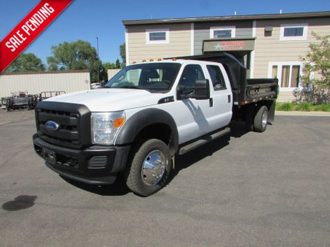 2011 Ford F-550 4x2 Crew Cab 11' Contractor Dump  in St Cloud, MN