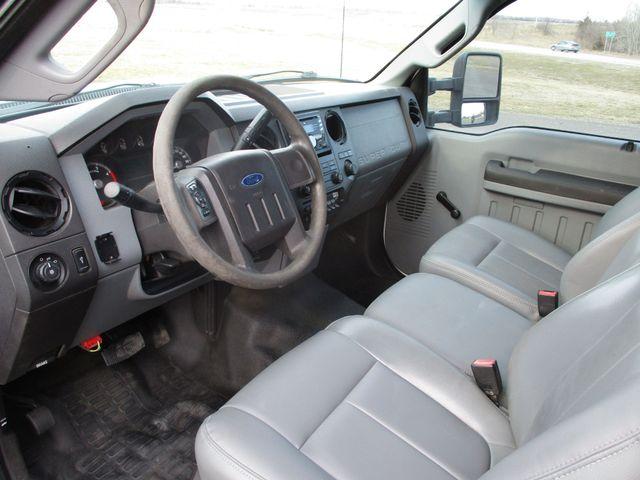 2011 Ford  F-550 4X4 IMT CRANE TRUCK 6.7 DIESEL Lake In The Hills, IL 11