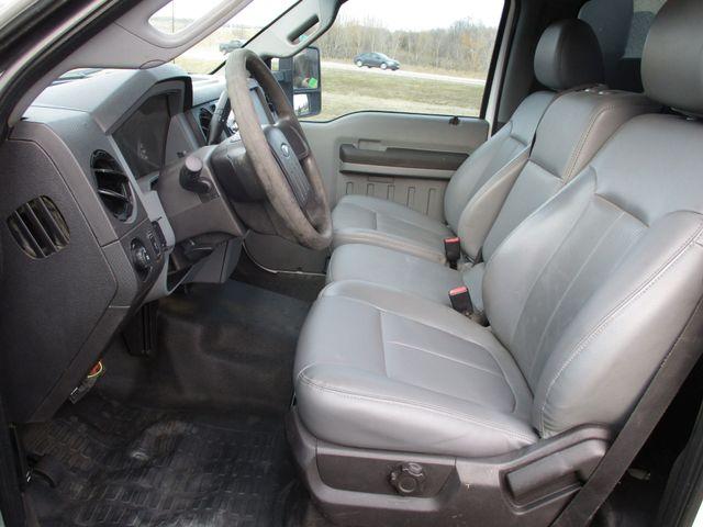 2011 Ford  F-550 4X4 IMT CRANE TRUCK 6.7 DIESEL Lake In The Hills, IL 13