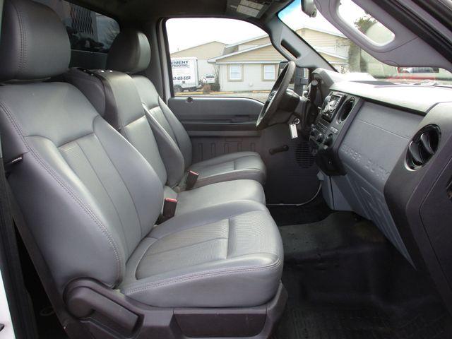 2011 Ford  F-550 4X4 IMT CRANE TRUCK 6.7 DIESEL Lake In The Hills, IL 14