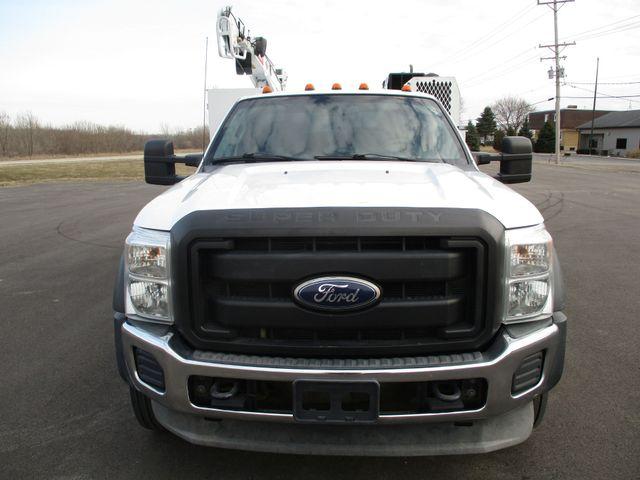 2011 Ford  F-550 4X4 IMT CRANE TRUCK 6.7 DIESEL Lake In The Hills, IL 7