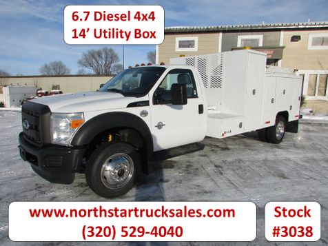 2011 Ford F-550 4x4 6.7 Service Utility Truck  in St Cloud, MN