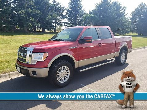 2011 Ford F150 4WD Supercrew Lariat 5 1/2 in Great Falls, MT
