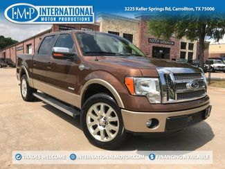 2011 Ford F150 King Ranch in Carrollton, TX 75006
