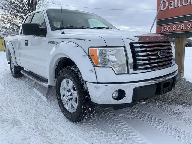 2011 Ford F150 SUPER CAB in Dalton, OH 44618