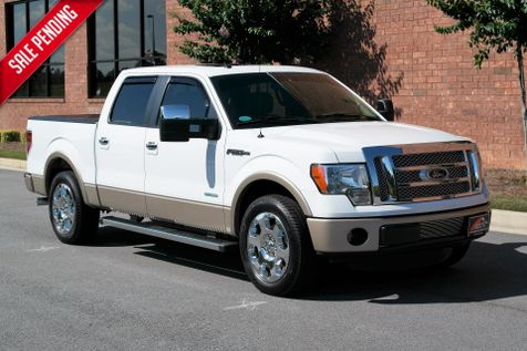 2011 Ford F150 Lariat SUPERCREW in Flowery Branch, GA