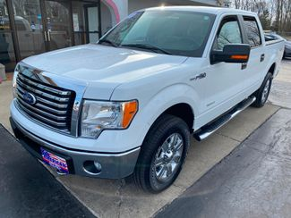 2011 Ford F150 XLT SUPERCREW 4WD in Fremont, OH 43420
