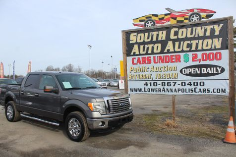 2011 Ford F150 SUPERCREW in Harwood, MD