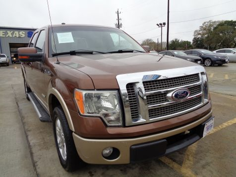 2011 Ford F-150 Lariat in Houston