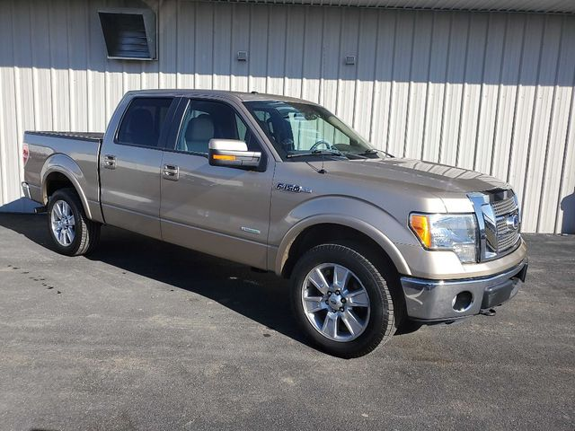 2011 Ford F150 LARIAT SUPERCREW