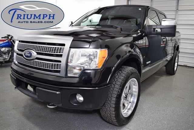 2011 Ford F150 Platinum in Memphis, TN 38128