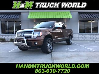 2011 Ford F150 Platinum 4x4 in Rock Hill SC, 29730
