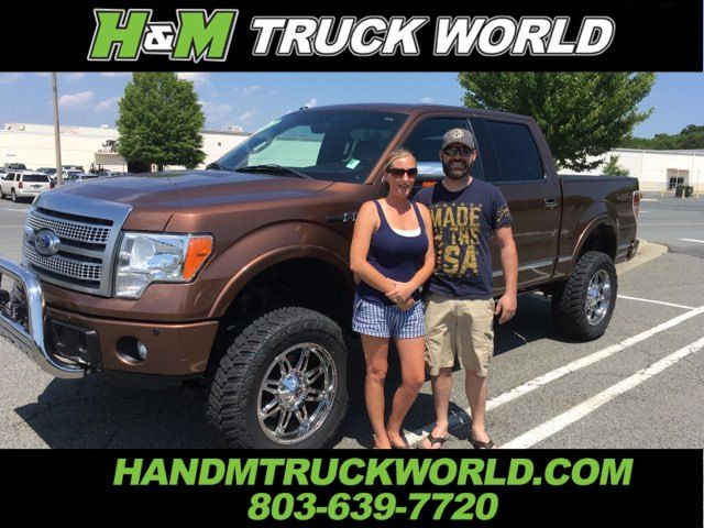 2011 Ford F150 Platinum 4x4