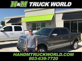 2011 Ford F150 Platinum in Rock Hill SC, 29730