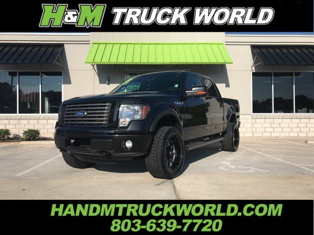 """2011 Ford F150 FX4 """"LIFTED"""" MOTO METALS"""