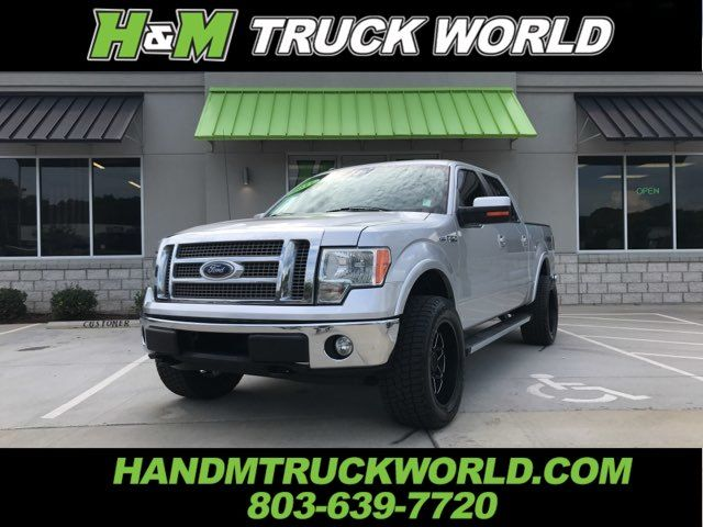 2011 Ford F150 Lariat 4X4 *SUSPENSION LEVEL*20'S WITH 33'S*SHARP