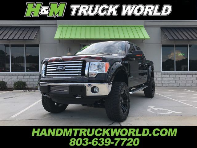 2011 Ford F150 LARIAT 4X4 *LIFTED* CUSTOM AND BADD