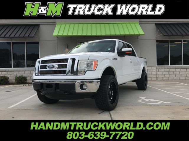 2011 Ford F150 Lariat 4X4 *LIFTED* *20'' BLACK XD'S* *35'S* SHARP in Rock Hill, SC 29730