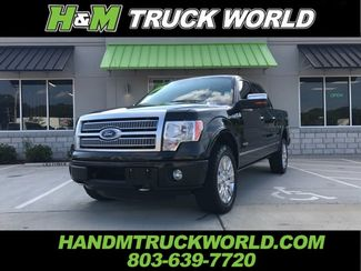 2011 Ford F150 Platinum 4X4 LOADED *NAV*ROOF*HEATED&A/C SEATS in Rock Hill, SC 29730