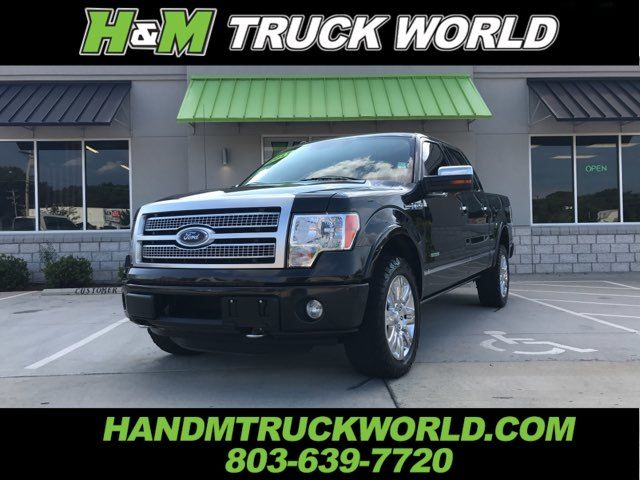 2011 Ford F150 Platinum 4X4 LOADED *NAV*ROOF*HEATED&A/C SEATS